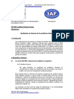 Auditando la eficacia de la auditoria ISO 9001.pdf