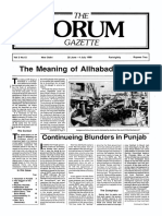 The Forum Gazette Vol. 3 No. 12 June 20-July 4, 1988