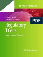 (Methods in Molecular Biology 707) Shimon Sakaguchi (Auth.), George Kassiotis, Adrian Liston (Eds.)-Regulatory T Cells_ Methods and Protocols-Humana Press (2011)