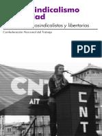 CNT - Mujer, Sindicalismo y Sociedad. Miradas Anarcosindicalistas y Libertarias