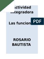 Bautista Jose Rosario m18s1 Lasfunciones