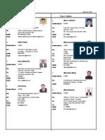 Scba Directory 2016