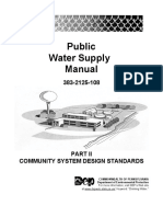 01 383-2125-108 Public Water Supply Manual