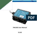 Manual de Instalacion Gps Teltonika FM1202