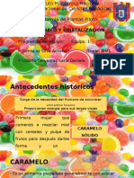 Caramelo y cristalización