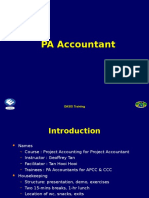 01 PA Accountant in- Introduction Overview of Oracle Project