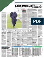 TuttoSport 08-12-2016 - Calcio Lega Pro