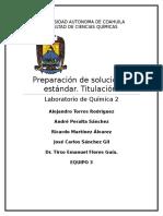 Reporte de Laboratorio 7 de Quimica 2