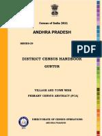 Guntur Census 2011