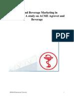 Corporate Governance Practice ACME