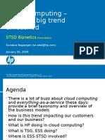 Cloud Computing - Biznetics Presentation