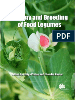 Biology and Breeding Food Legumes