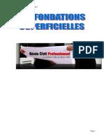 8-Les fondations superficielles By Génie Civil Professionnel.pdf
