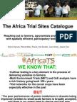 Aagw2010 June 08 Kai Sonder Africa Trial Sites