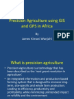 Aagw2010 June 10 James Kimani Wanjohi Precision Agriculture in Africa