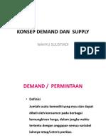 02-Konsep Demand Dan Supply