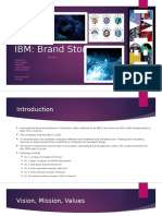 Group 4_IBM- Last Year