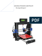 Acrylic I3 pro B 3D Printer building instruction.pdf