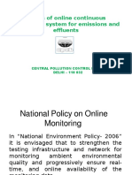 Status Onlinemonitoringsystem 7