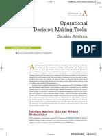 Appendix a Decision Tree