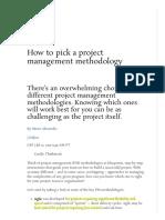 -05 - orig - Article - How to pick aproject _READER VERSION_ management methodology.pdf