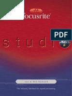 Studio Products Brochure 1
