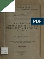 PdfNemethy Supplement
