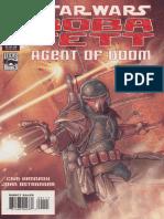 (T) Star Wars - Comics - Boba Fett - Agent of Doom