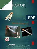 Bahaya Merokok Sgd 7 Lutfi Aulia (Revisi)