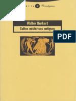 Cultos mistéricos antiguos - Burkert, Walter.pdf