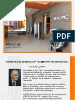 NICRO Company Presentation 2015