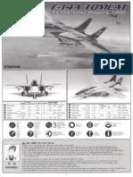 F-14A Tomcat Jolly Rogers 1 72