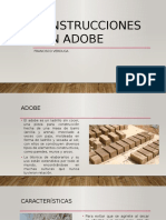 Construcciones Con Adobe