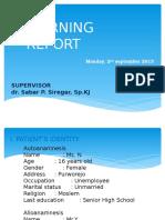 MORNING REPORT 2 September 2013 (Pu Mia)New