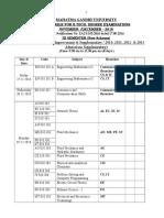 Time-table for B_Tech Nov -Dec_ 2016.doc