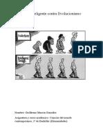 Diseño Inteligente Contra Evolucionismo