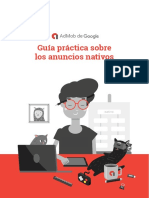 GOOGLE - Guía práctica sobre los anuncios nativos de Ad