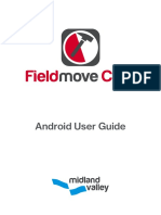 FieldMove Clino Help