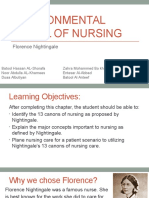Environmental Model of Nursing