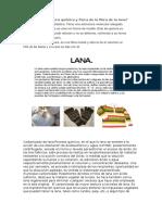 Cuál es la estructura química y fisica de la fibra de la lana.docx