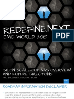 EMC Isilon NAS scale out Over View