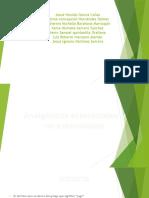 Analgesicos Esteroideos y No Esteroideos  (AINES)