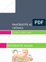 Prancreatitis a y C