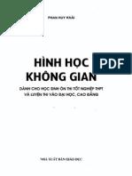 [ToanHocTHPT]HinhHocKhongGian-PhanHuyKhai