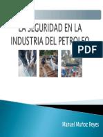 La Seguridad en La Industria Del Petroleo