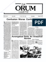 The Forum Gazette Vol. 3 No. 13 July 5-19, 1988