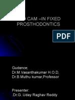51238984 Cad Cam in Fixed Prosthodontics
