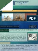 Conservacion y Restauracion de Monumentos. Valeria Rahal