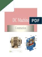 DC Machine Construction