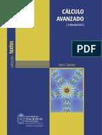 Cálculo Avanzado de Francisco Caicedo